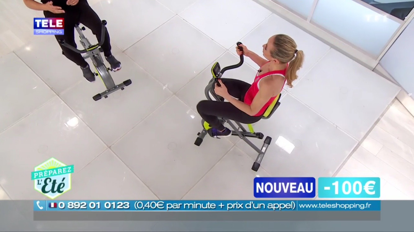 Iris SARG - TV / En Direct sur TF1