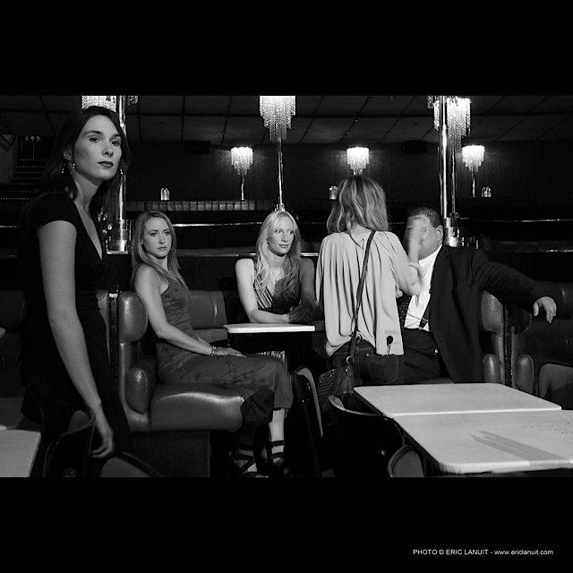 Iris SARG - Tournages / Making Of