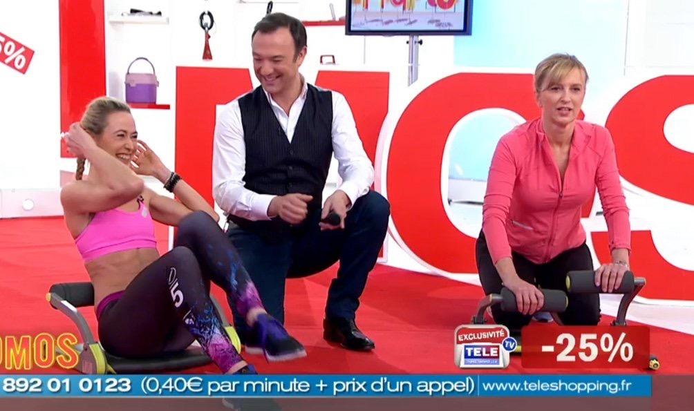 Iris SARG - Télévision TF1
