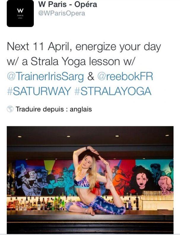 Iris SARG - Strala Yoga