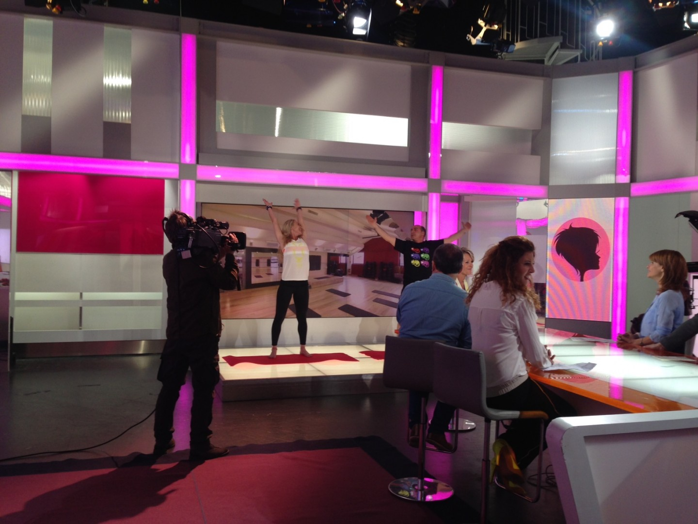 Iris SARG - Télévision France 2