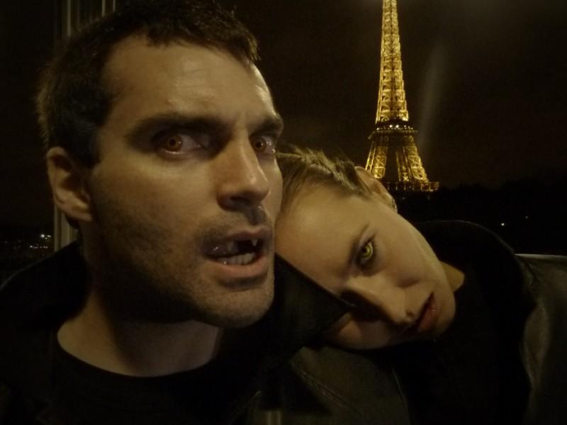 "Iris SARG - Film ""Bloodust"" / Réal. Antonio Da Silva"